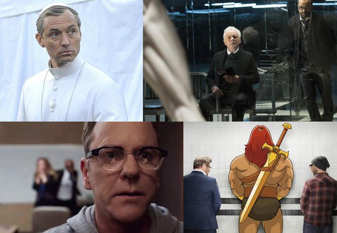 7 новейших сериалов осени, байки продавцов сексшопов и еще 8 самых интересных материалов недели!