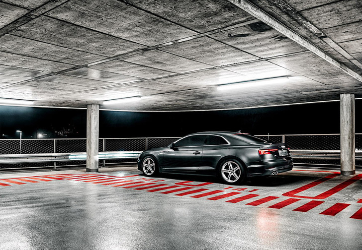 Фото №1 - Audi Ultimate Experience: такого тест-драйва ты ещё не видел