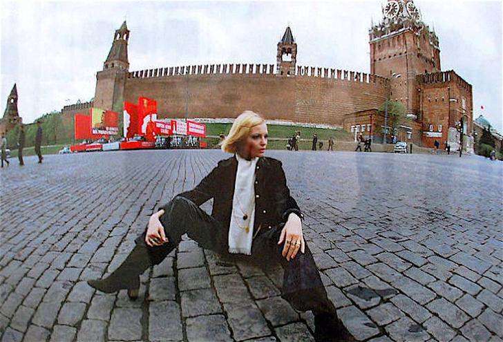 Фото №1 - 6 самых красивых советских манекенщиц