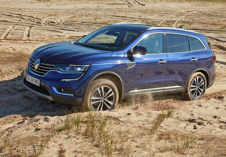 Фото №1 - Renault Koleos для России засветился до премьеры