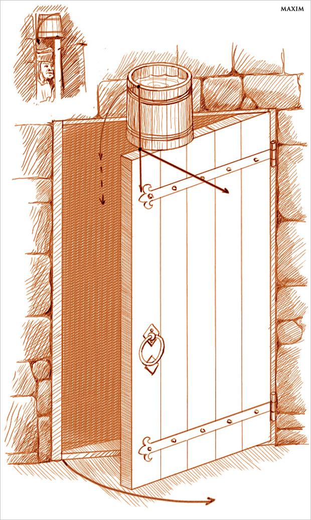 Идеи розыгрышей - неизвестные изобретения Да Винчи