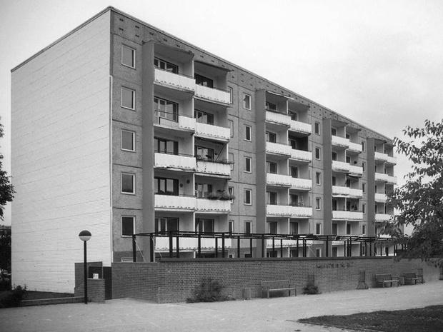 Фото №2 - Как сейчас выглядят хрущевки времен СССР в Германии