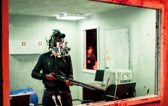 Трейлер российского фильма-шутера «Хардкор». Хочется развидеть и посмотреть заново!