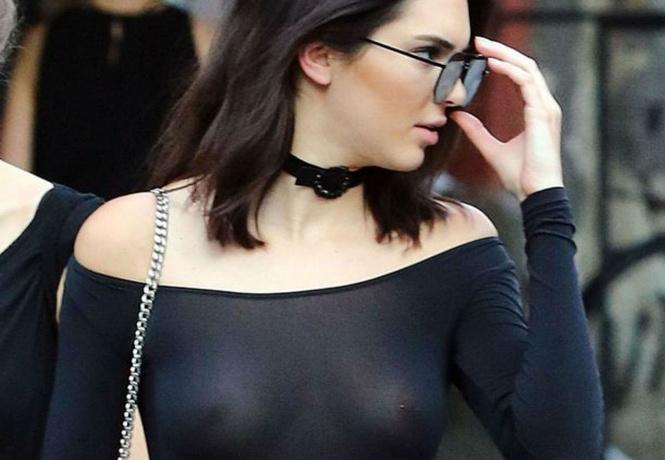 Сексуальные нудистки, голливудские звезды без лифчиков и другие самые сексуальные девушки недели