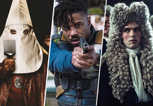 лучшие 10 фильмов 2018 года по версии американских