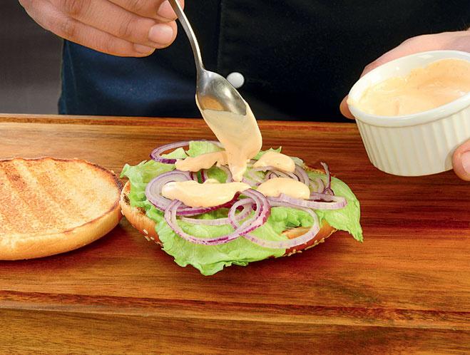 Как сделать соус для гамбургера в домашних условиях рецепты с