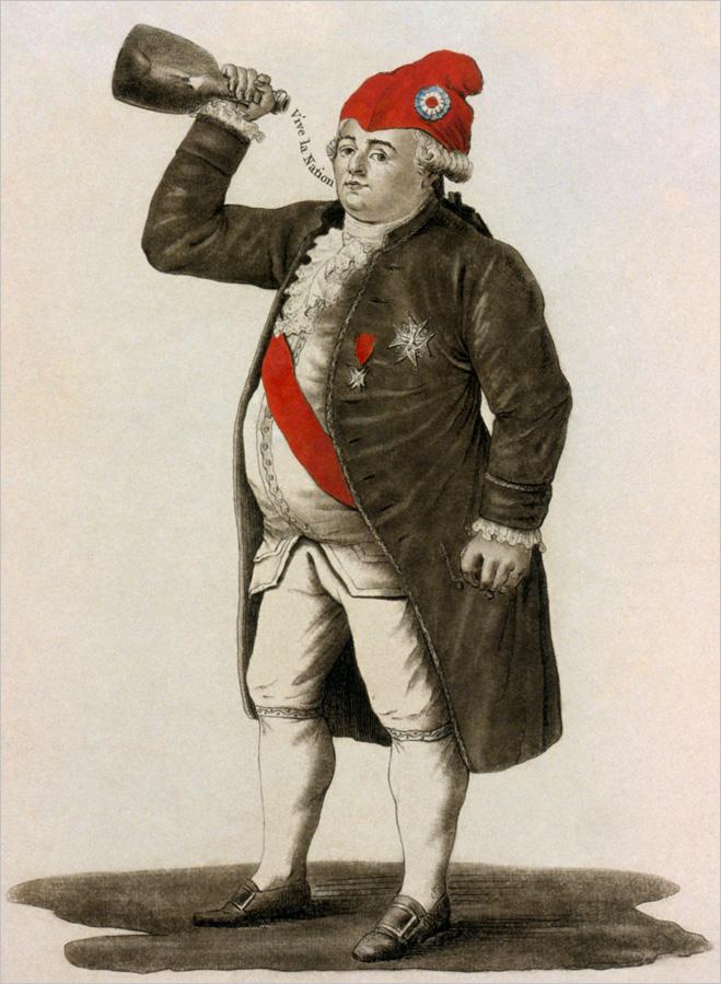 Людовик XVI, XVIII век