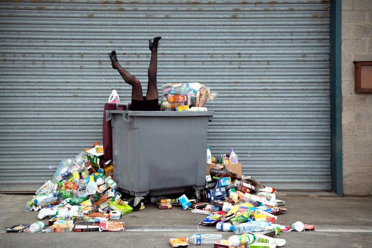 Фото №9 - Фотограф 4 года не выбрасывал мусор, и вот что из этого вышло
