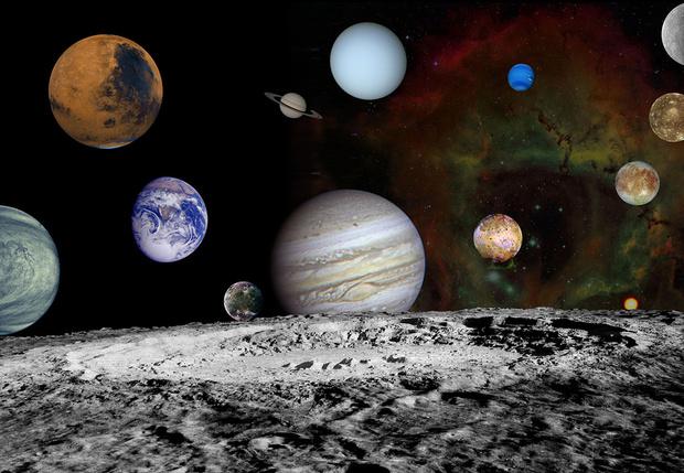 Фото №1 - Ученый NASA в гифках рассказывает про Солнечную систему и скорость света