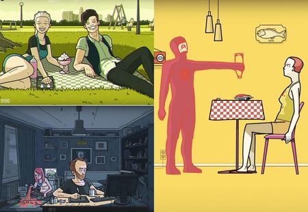YouTube-канал недели: мини-мультфильмы от аниматора Lazy Square