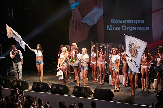 Номинация Miss ORGANICA