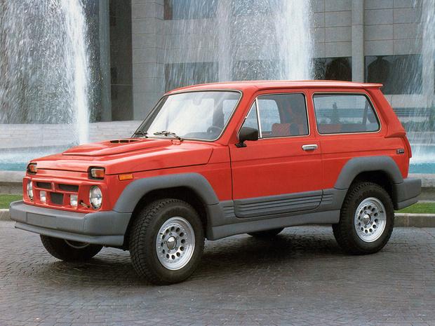 Фото №8 - 10 советских автомобилей, которым не стыдно было оказаться иномарками