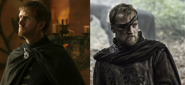 Фото №7 - 10 актеров «Игры престолов», которых заменили, но никто этого не заметил