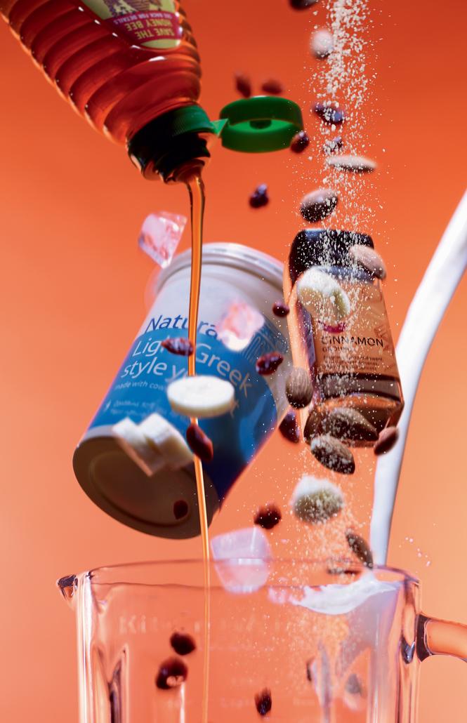 Фото №3 - 3 вкусных коктейля из протеиновых смесей