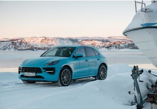 Porsche Macan: испытан русским севером