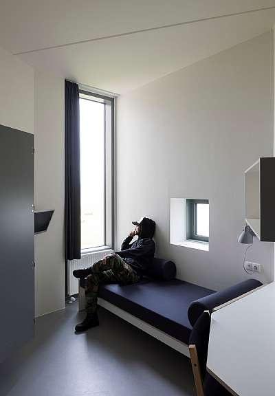 Вот как выглядит самая комфортная в мире тюрьма!