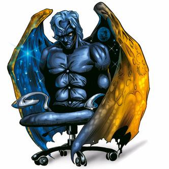 Фото №11 - Почему степлер изнасиловал принтер, или Как бороться с окружающими тебя демонами