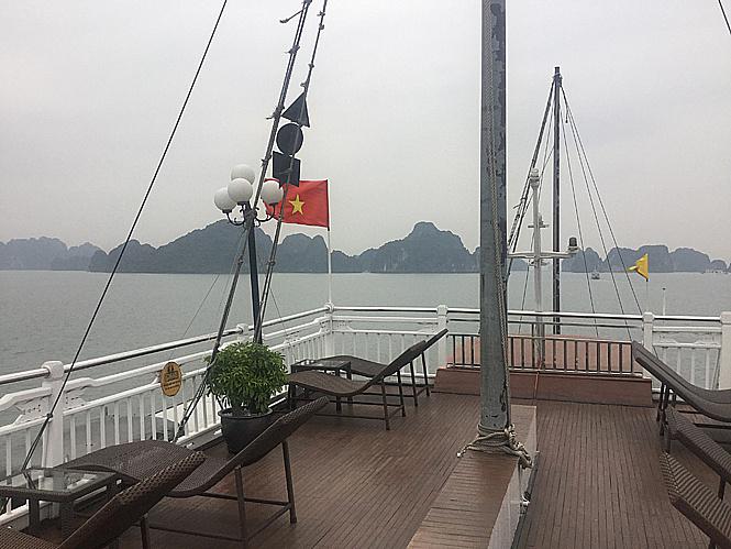 Вьетнам: запах пальмы поутру. Часть 2
