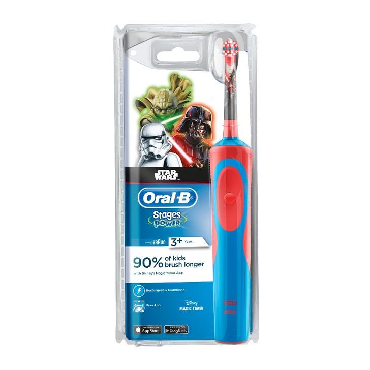 Фото №4 - Гигиена в подарок: Oral-B для всей семьи