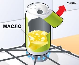 Фото №2 - Как сделать попкорн-машину из алюминиевой банки