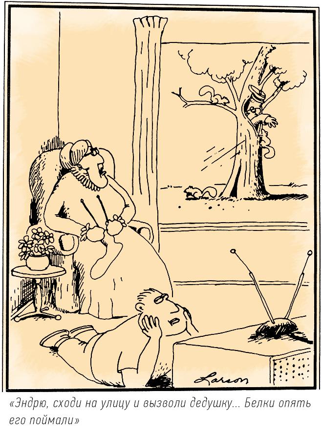 Серия карикатур «Фар Сайд»