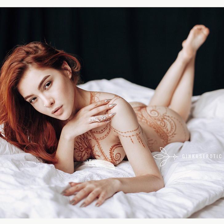 Фото №1 - Эта российская мастерица так искусно расписывает женские тела, что глазам сладко! ВИДЕО прилагается