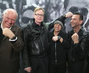Фото №1 - Depeche Mode и Hublot — время благотворительности