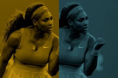 Фото №1 - Звезда тенниса Серена Уильямс обвинила 78-летнего румына в сексизме