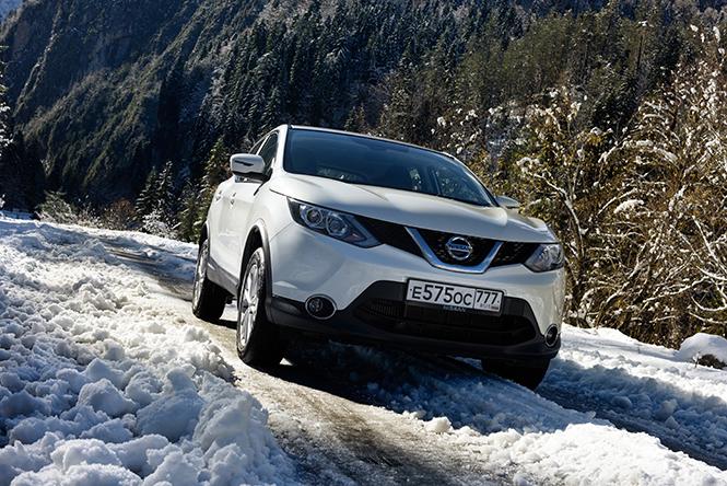 Фото №2 - Российская версия Nissan Qashqai! Да еще и с технологией автономного управления!