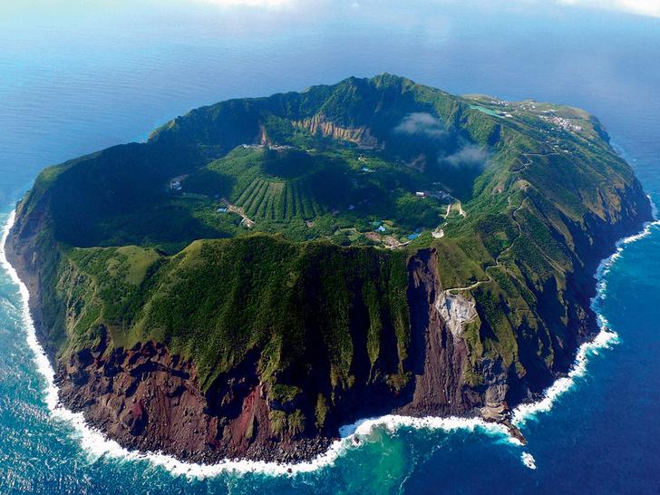 Фото №1 - Осмотр на месте: остров-вулкан Аогасима