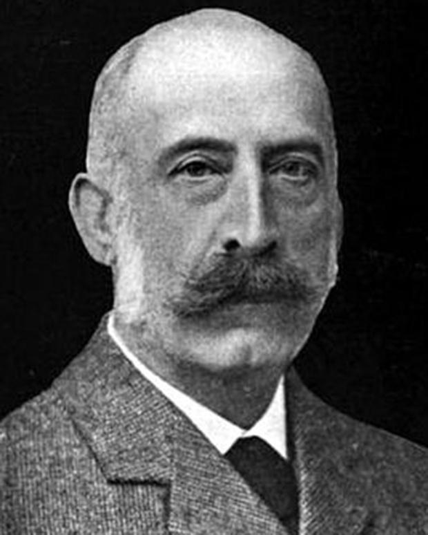 Посол Александр Константинович Бенкендорф