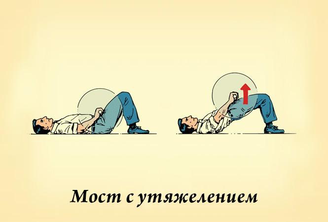Фото №6 - Упражнения при сидячей работе