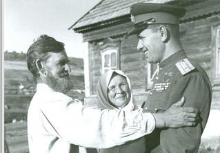 33 уникальных фото советских полководцев