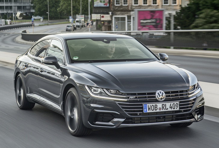 Фото №4 - Arteon — новый большой Volkswagen