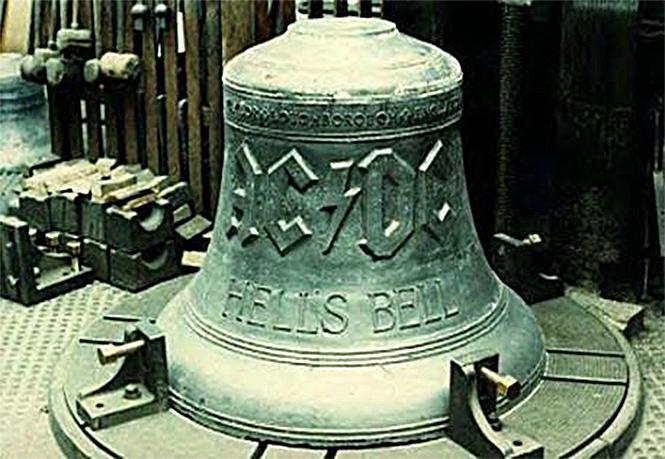 9 неожиданных фактов о пластинке AC/DC 'Back in Black'