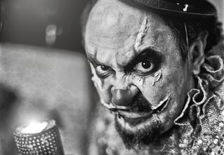 Тариф «Настырный»: клоуны-убийцы