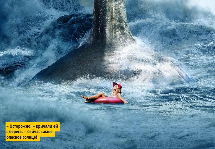 Фото №1 - «Мег: Монстр глубины», «Кристофер Робин» и другие главные фильмы августа