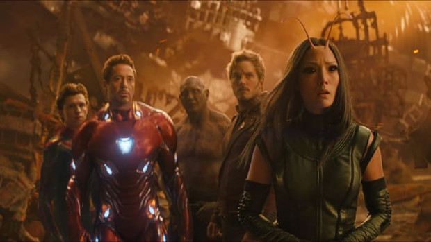 Фото №1 - В Сеть утек трейлер к «Мстителям-4»