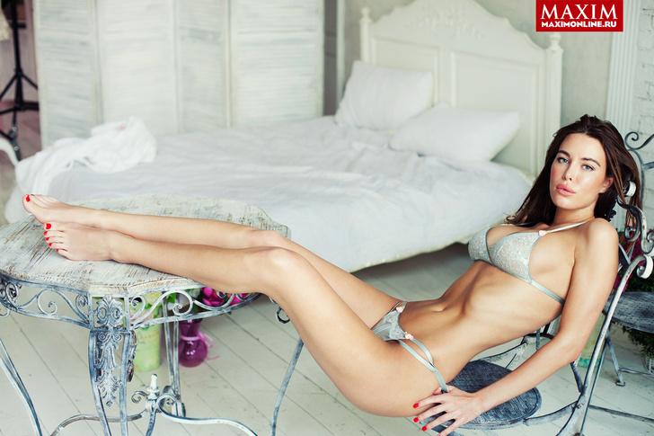 Фото №5 - Модель Мария Корабельникова: «Мне и без трусов тоже нравится. Главное — не заходить в лифты с зеркальным или прозрачным полом»