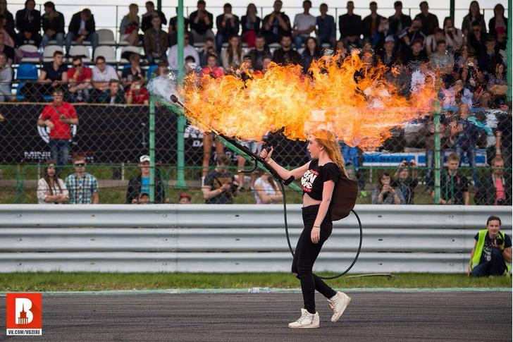 Фото №5 - «Турбо шоу» наполнит Нижний Новгород запахом жженой резины