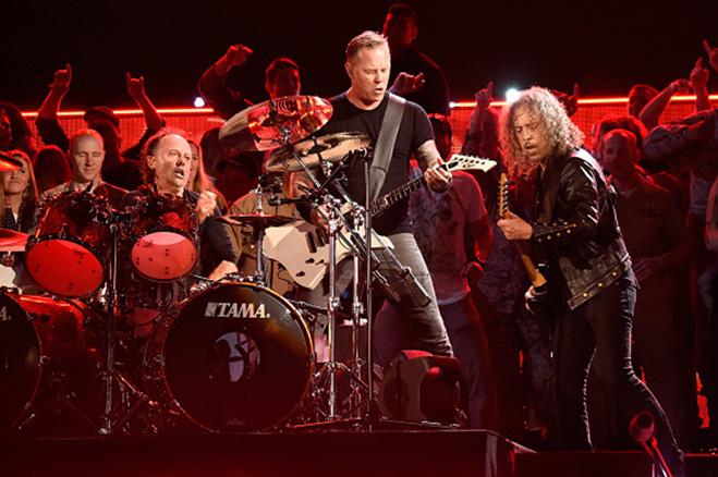 Первый за семь лет полноценный альбом Metallica
