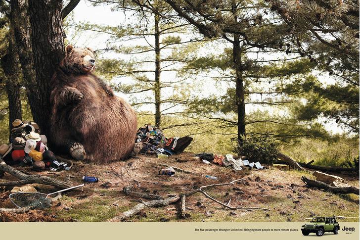 Фото №4 - 13 остроумных рекламных кампаний