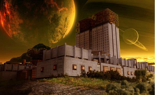 Фото №5 - Советские постройки на других планетах