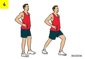 Фото №5 - Как сесть на шпагат: 8 простых шагов