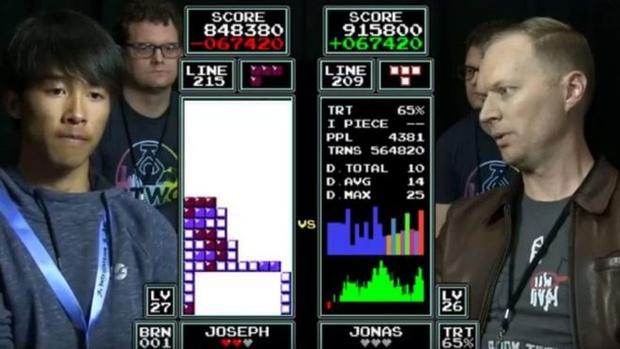 Фото №1 - В Tetris новый чемпион мира. Видео финала