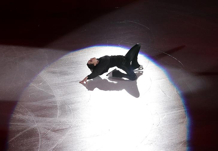 Фото №1 - Евгения Медведева: «Олимпиада — будто компьютерная игра. Тебя запускают в эту игрушку, и у тебя есть миссия»