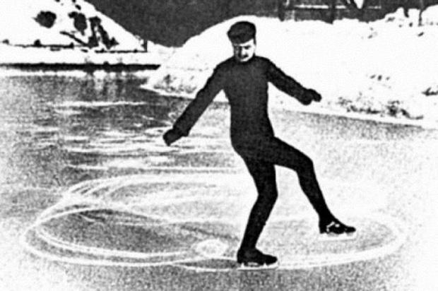 Фото №1 - Русский фигурист, который тайно стал олимпийским чемпионом