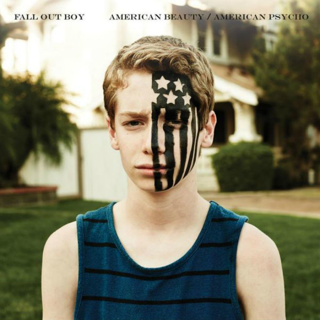 "Fall Out Boy, ""American Beauty/American Psycho"""