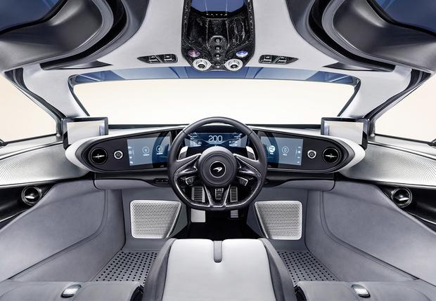 Фото №2 - McLaren Speedtail: Не доставайся же ты никому!