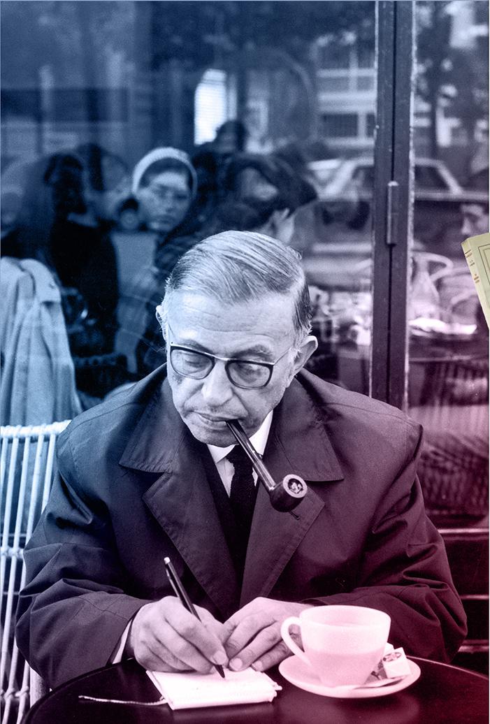 Фото №3 - Экзистенция замечательных людей: Жан-Поль Сартр